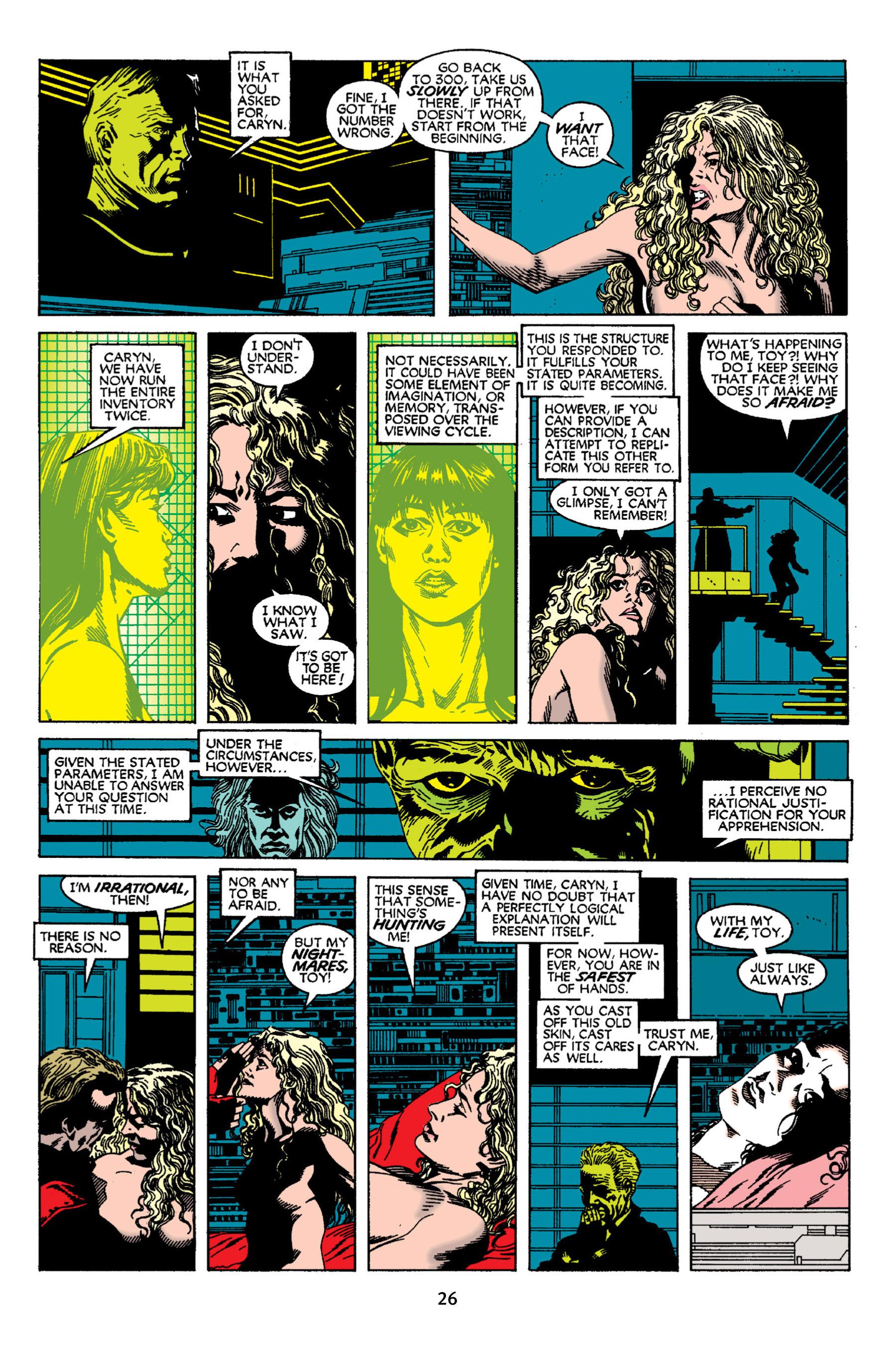 Read online Aliens vs. Predator Omnibus comic -  Issue # _TPB 2 Part 1 - 26