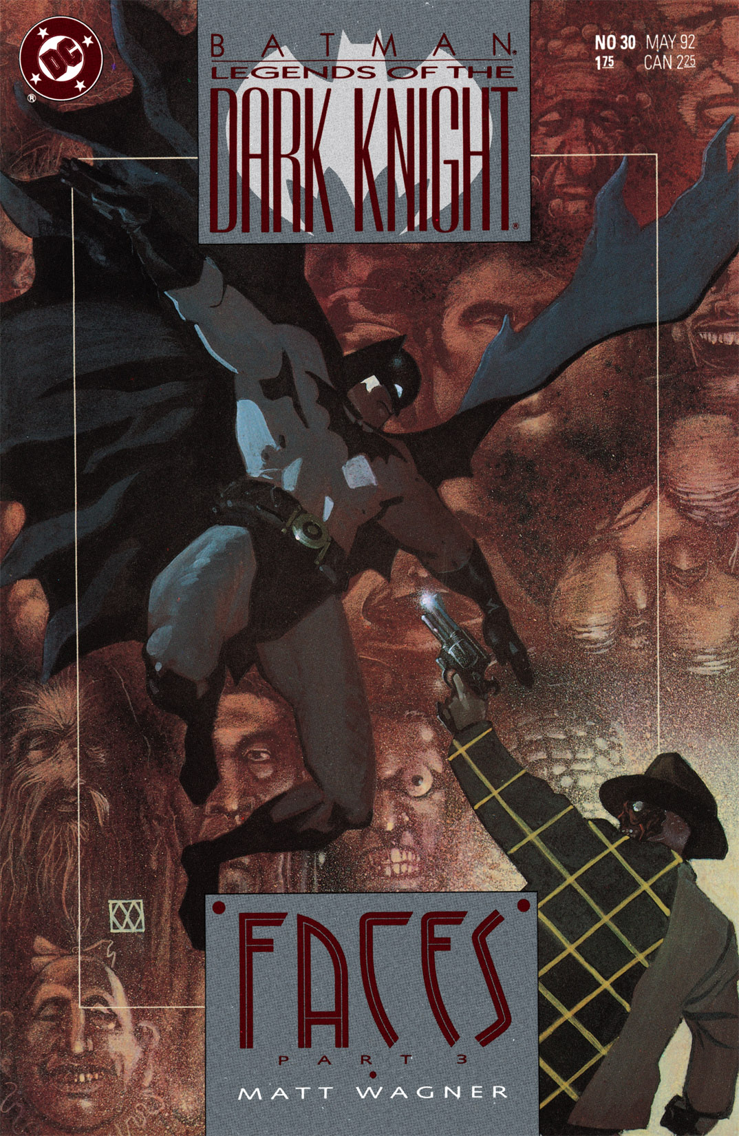 Batman: Legends of the Dark Knight 30 Page 1