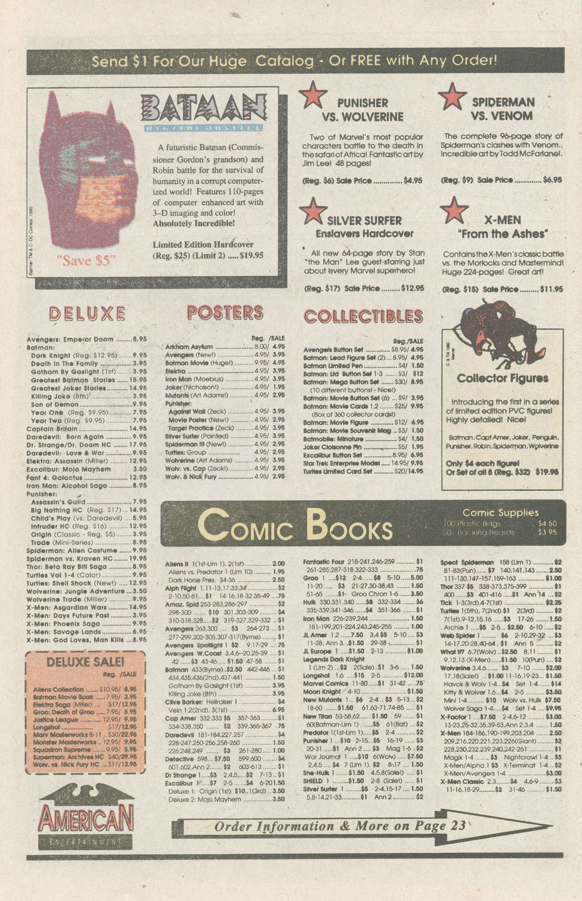 Read online Nth Man the Ultimate Ninja comic -  Issue #11 - 23