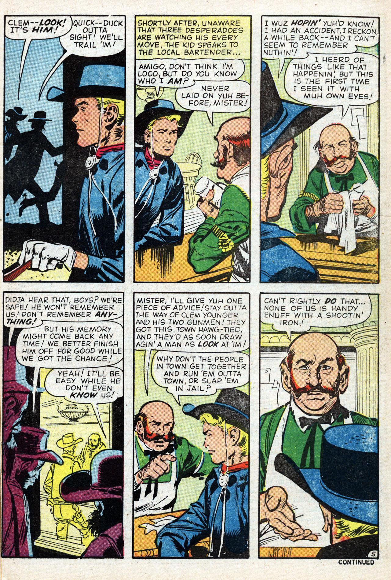 Read online Two-Gun Kid comic -  Issue #46 - 7
