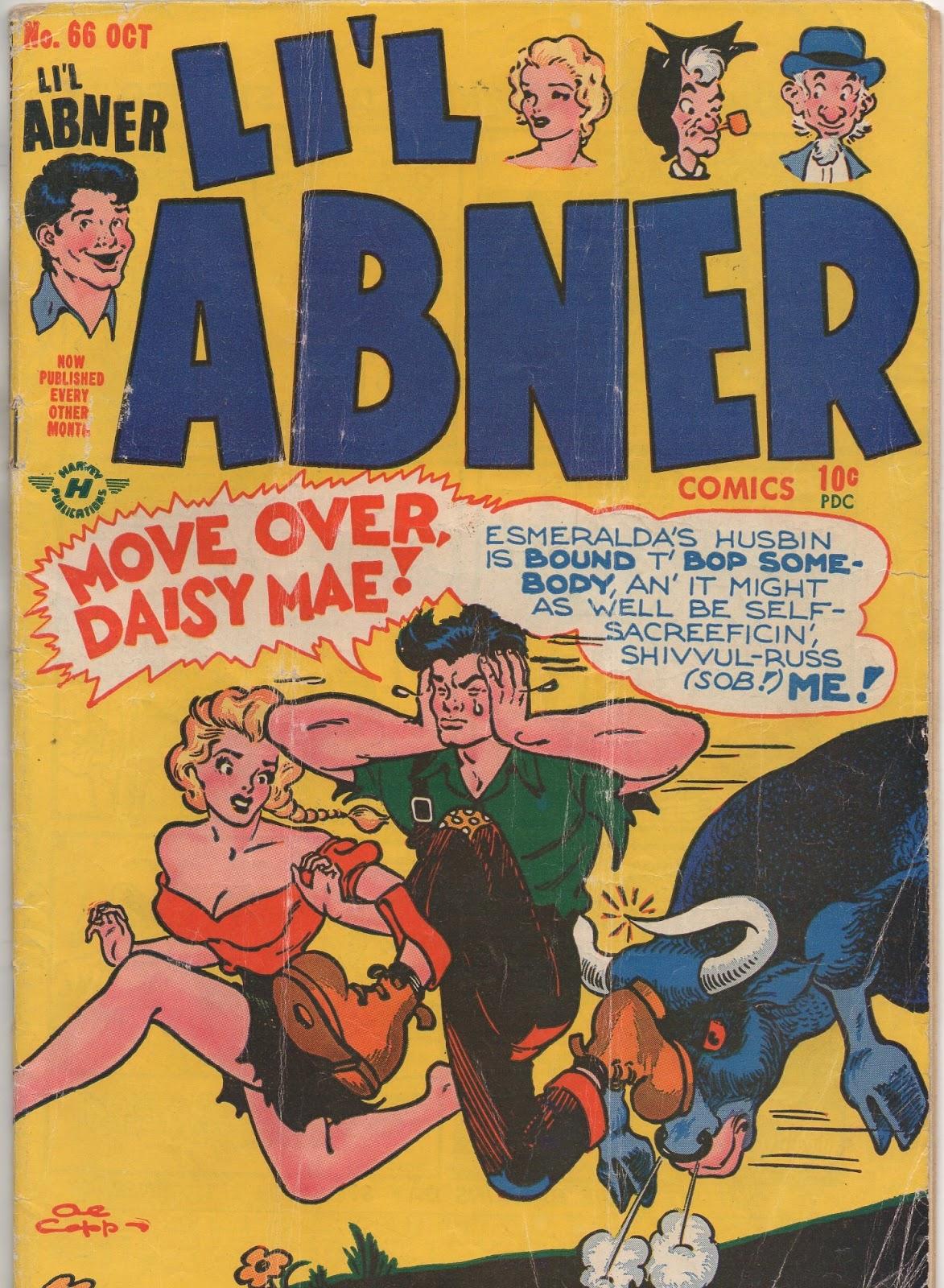 Lil Abner Comics 66 Page 1