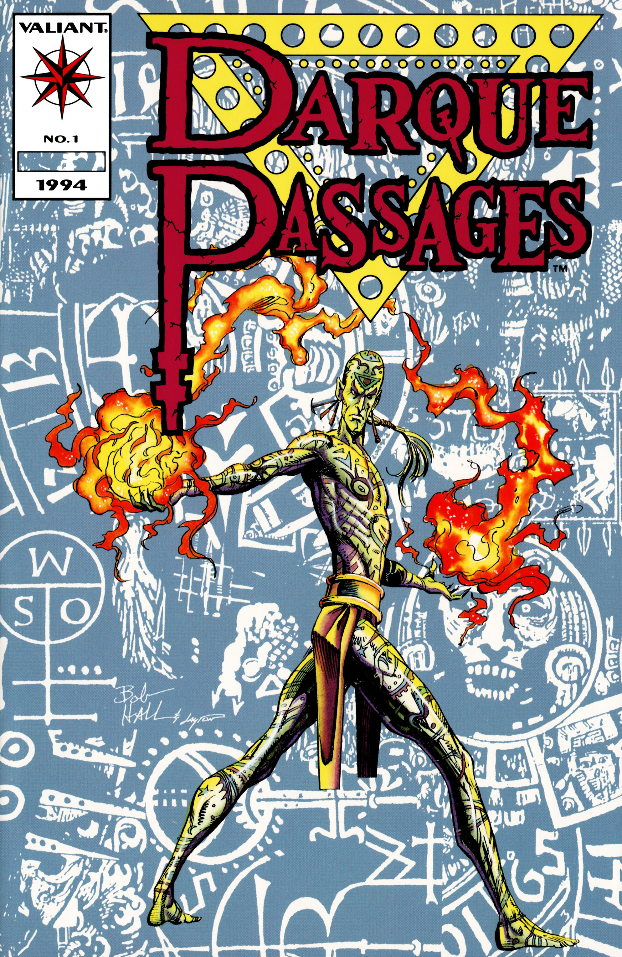 Read online Darque Passages comic -  Issue # Full - 1