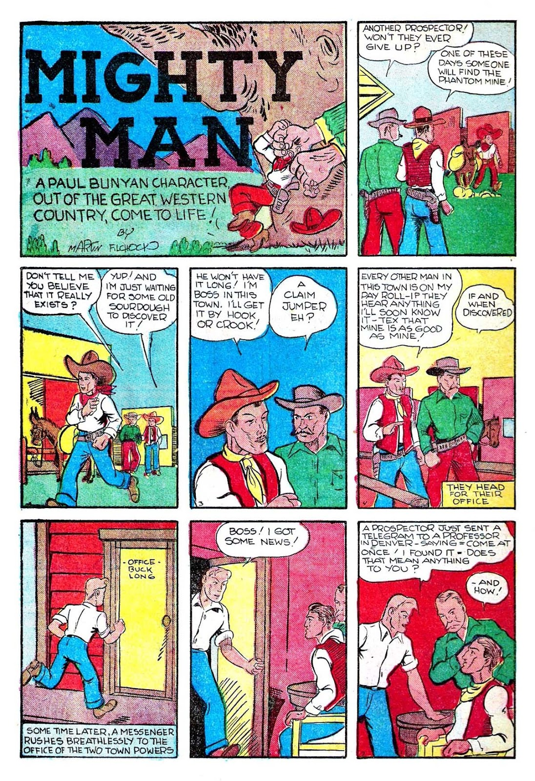 Amazing Man Comics issue 5 - Page 60