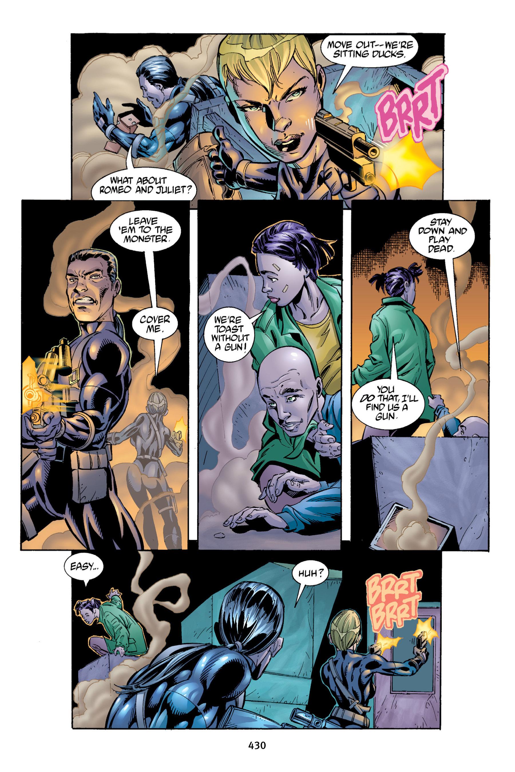 Read online Aliens vs. Predator Omnibus comic -  Issue # _TPB 2 Part 4 - 93