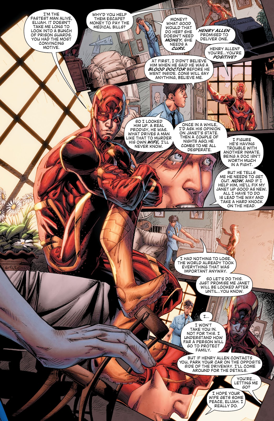 Read online The Flash (2011) comic -  Issue # _TPB 8 (Part 1) - 46