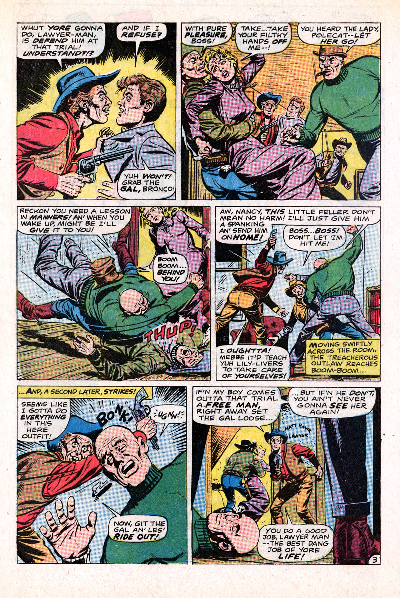 Read online Two-Gun Kid comic -  Issue #98 - 5
