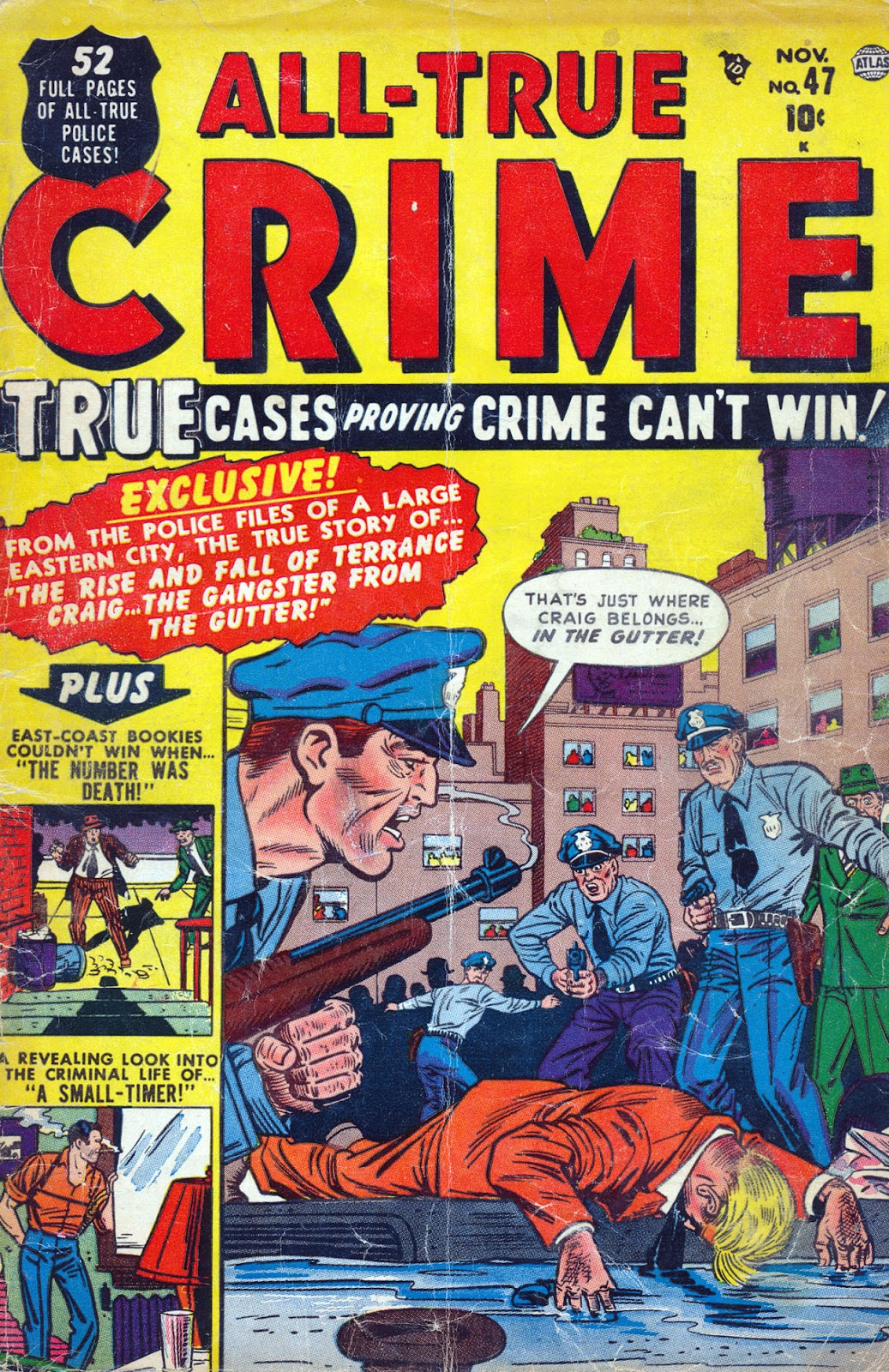 All-True Crime issue 47 - Page 1