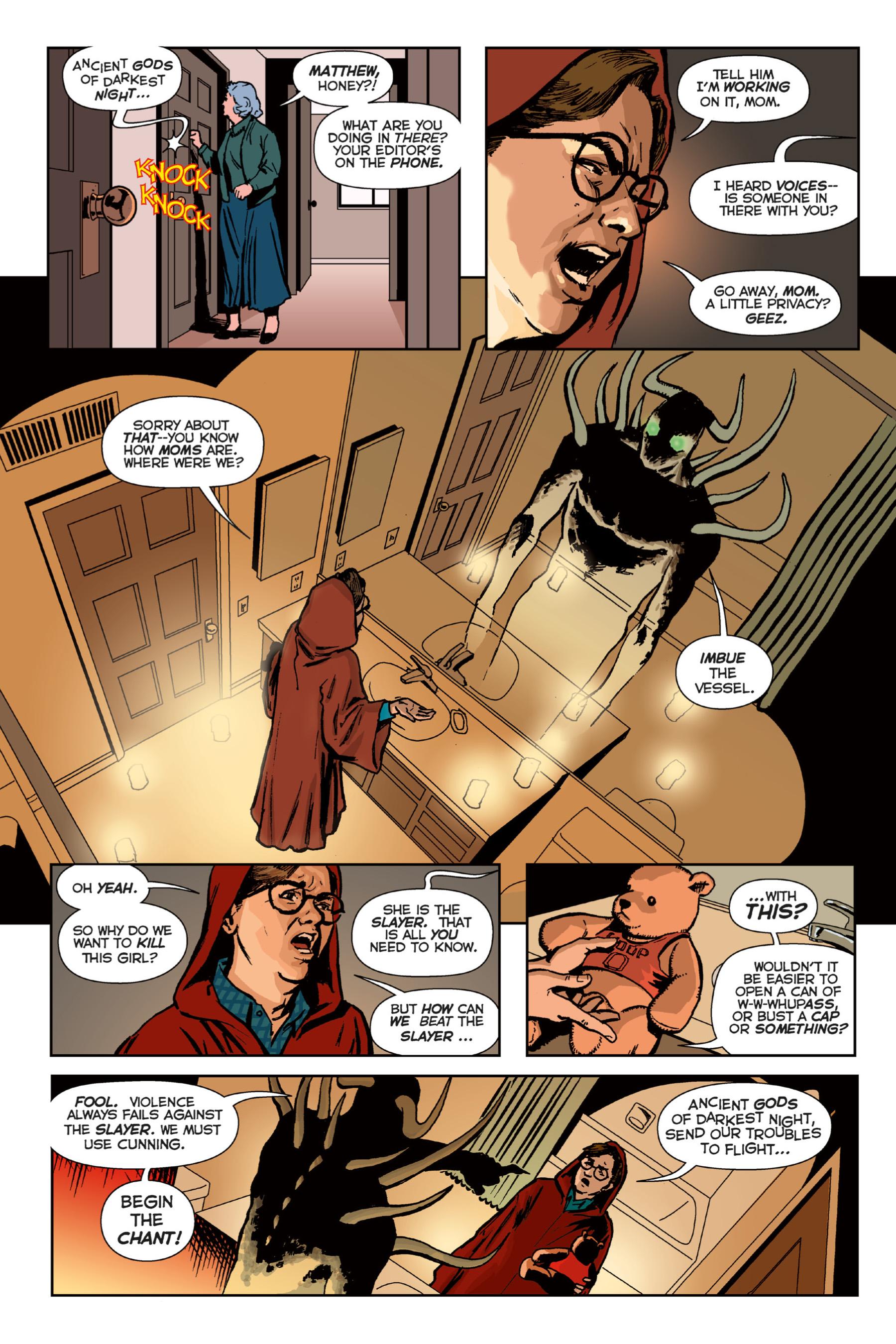 Read online Buffy the Vampire Slayer: Omnibus comic -  Issue # TPB 1 - 192