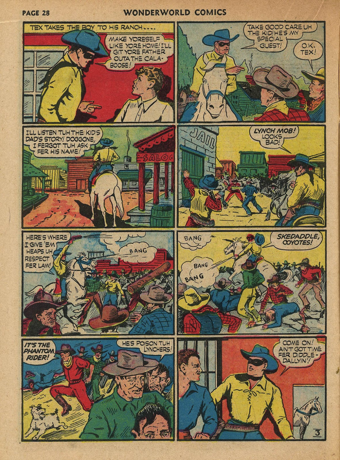 Wonderworld Comics issue 23 - Page 30