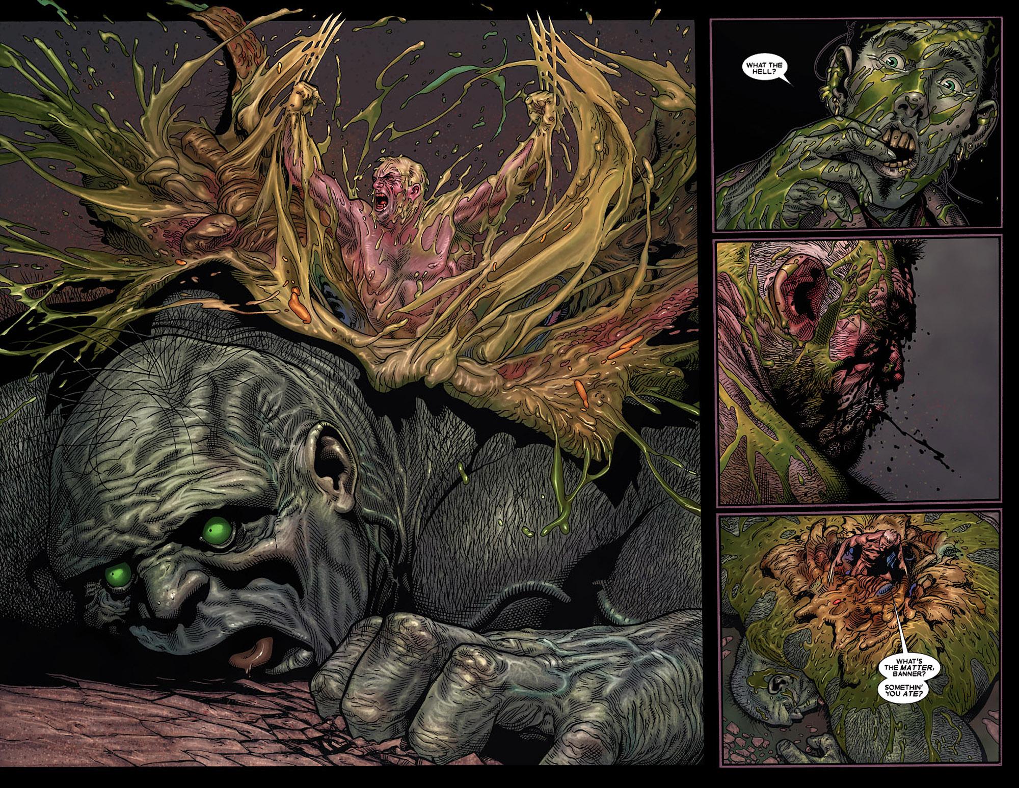 Read online Wolverine: Old Man Logan comic -  Issue # Full - 190