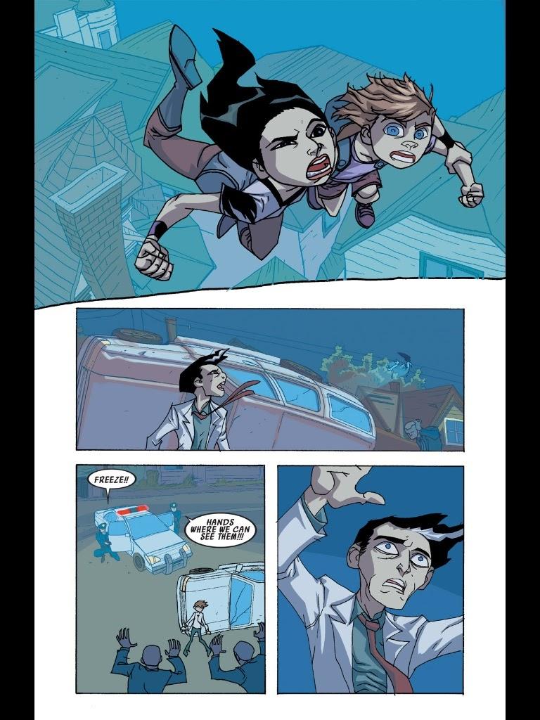 Read online Takio (2011) comic -  Issue # TPB - 56