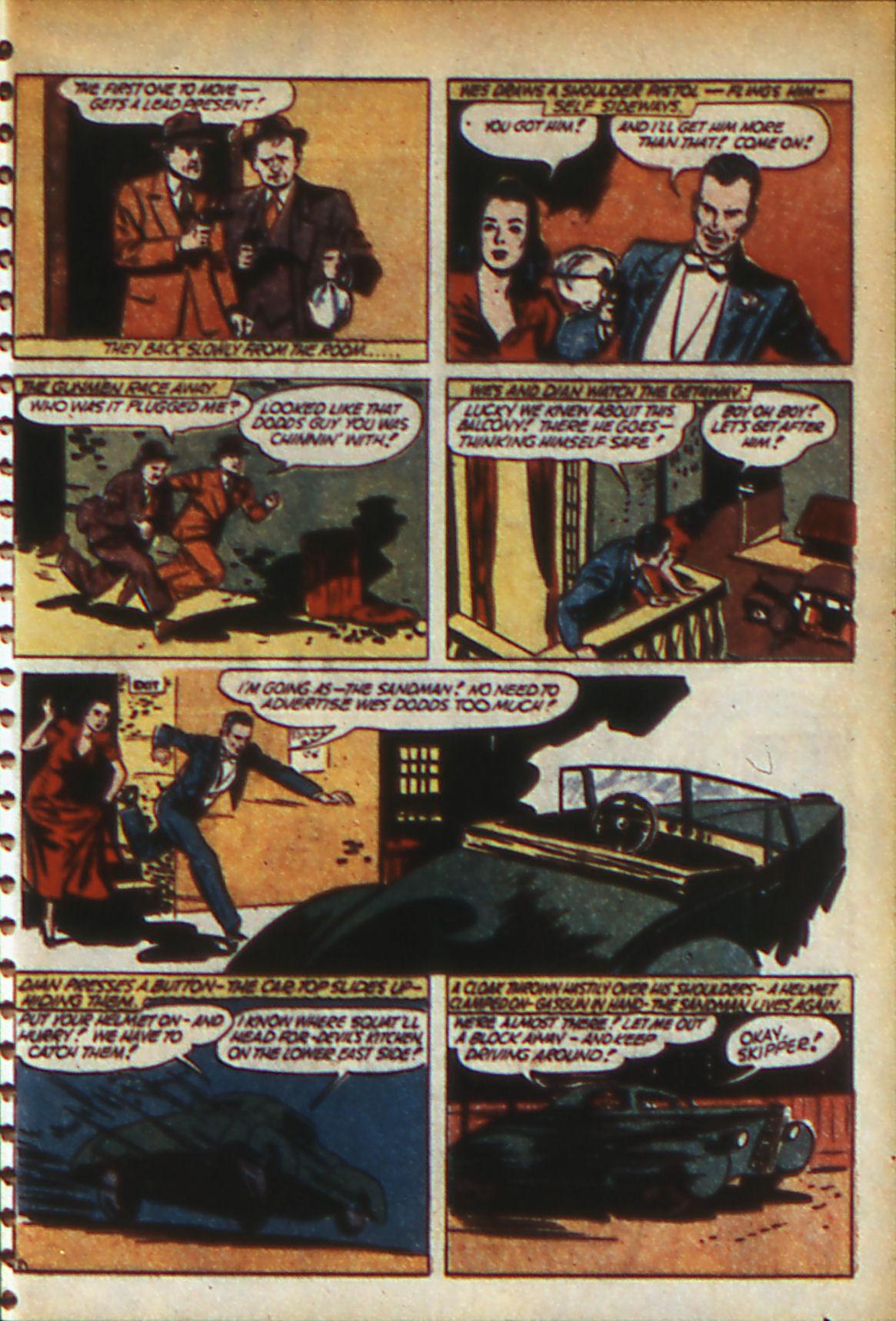 Read online Adventure Comics (1938) comic -  Issue #56 - 58