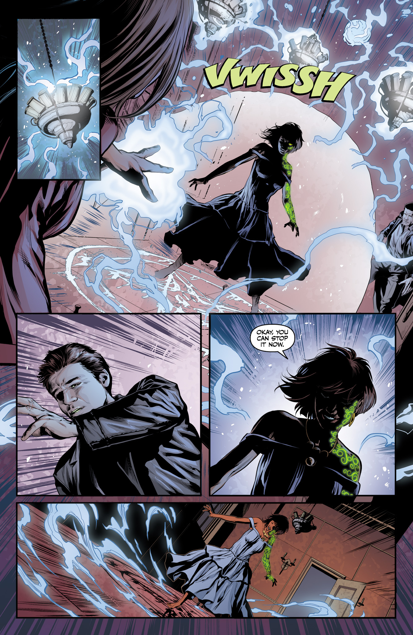 Read online Angel & Faith Season 10 comic -  Issue #10 - 19