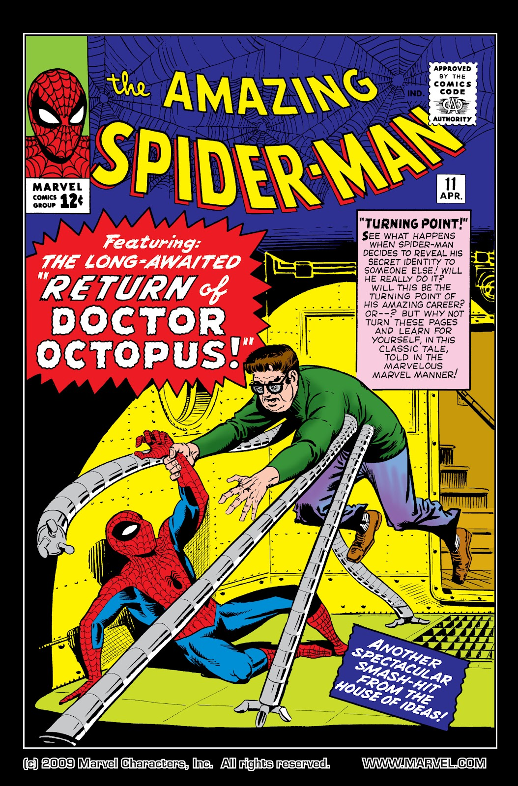 The Amazing Spider-Man (1963) 11 Page 1