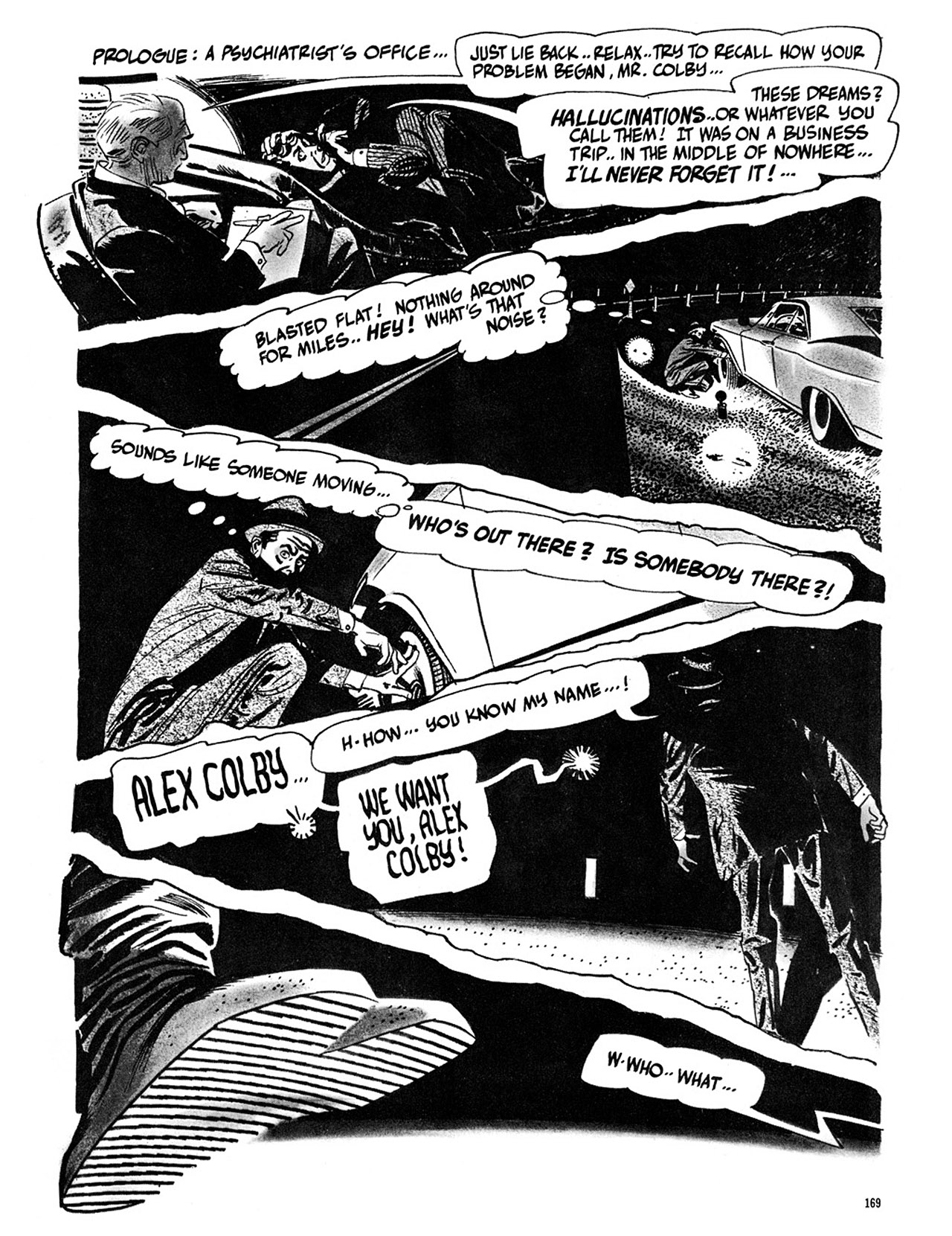 Read online Eerie Archives comic -  Issue # TPB 3 - 170