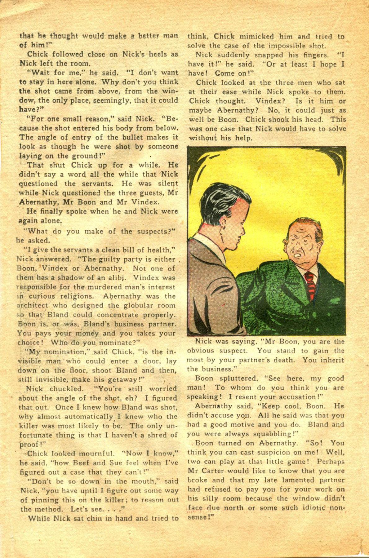 Read online Shadow Comics comic -  Issue #48 - 30