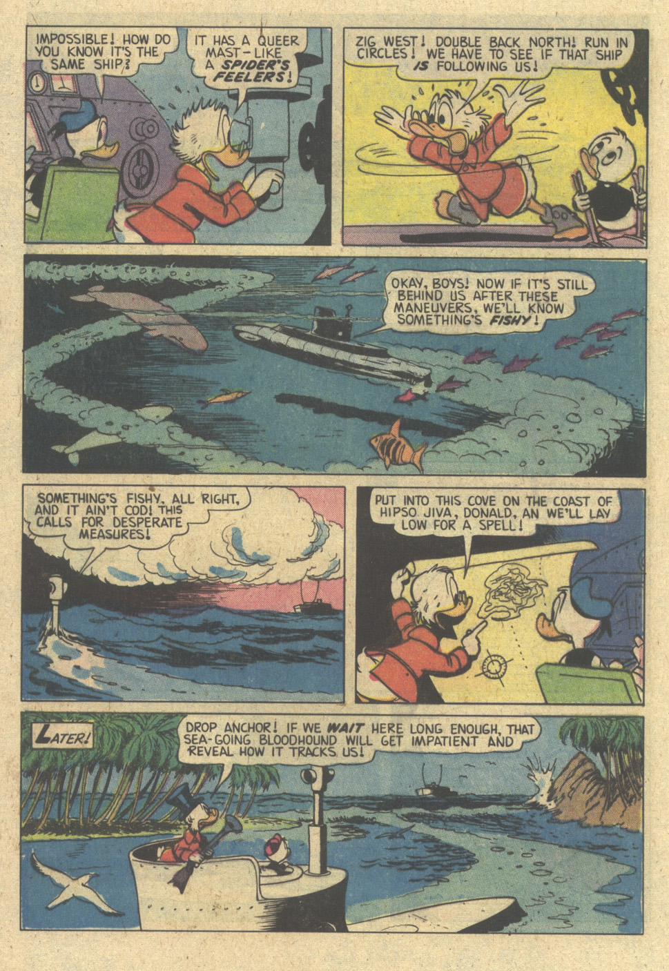 Read online Uncle Scrooge (1953) comic -  Issue #174 - 12