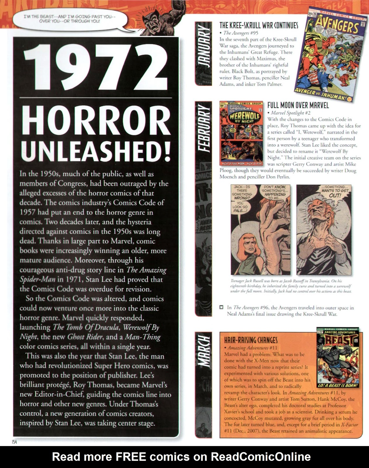 Read online Marvel Chronicle comic -  Issue # TPB (Part 2) - 47