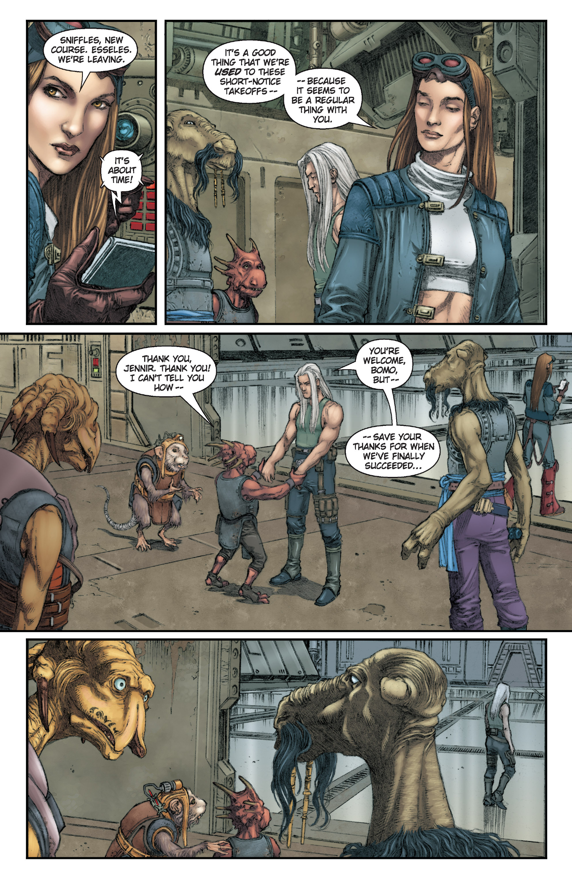 Read online Star Wars Omnibus comic -  Issue # Vol. 31 - 141