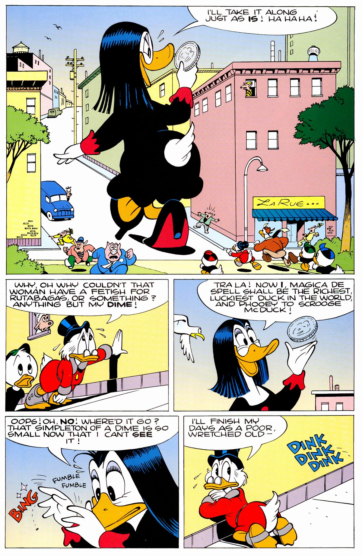 Read online Uncle Scrooge (1953) comic -  Issue #328 - 61