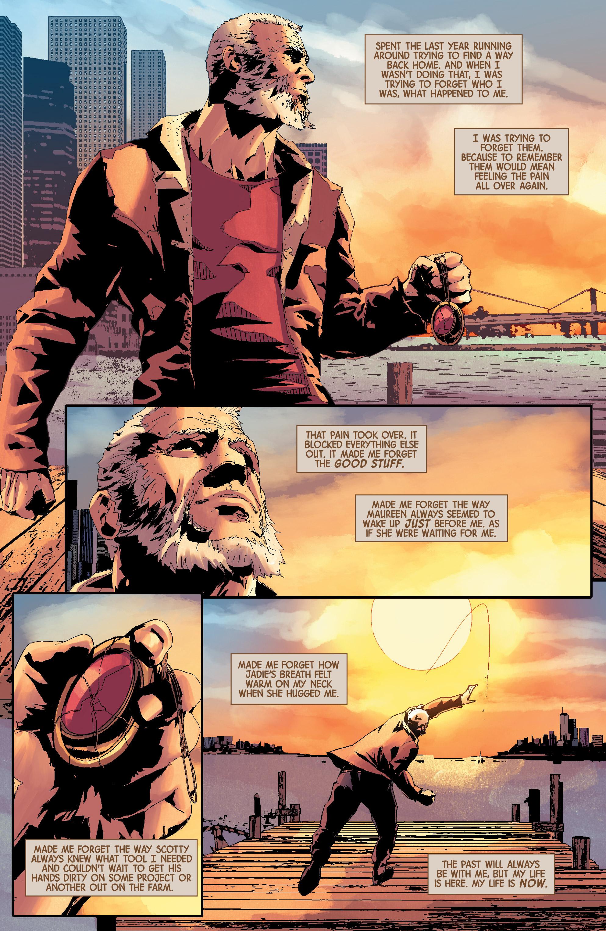 Read online Old Man Logan (2016) comic -  Issue #24 - 20
