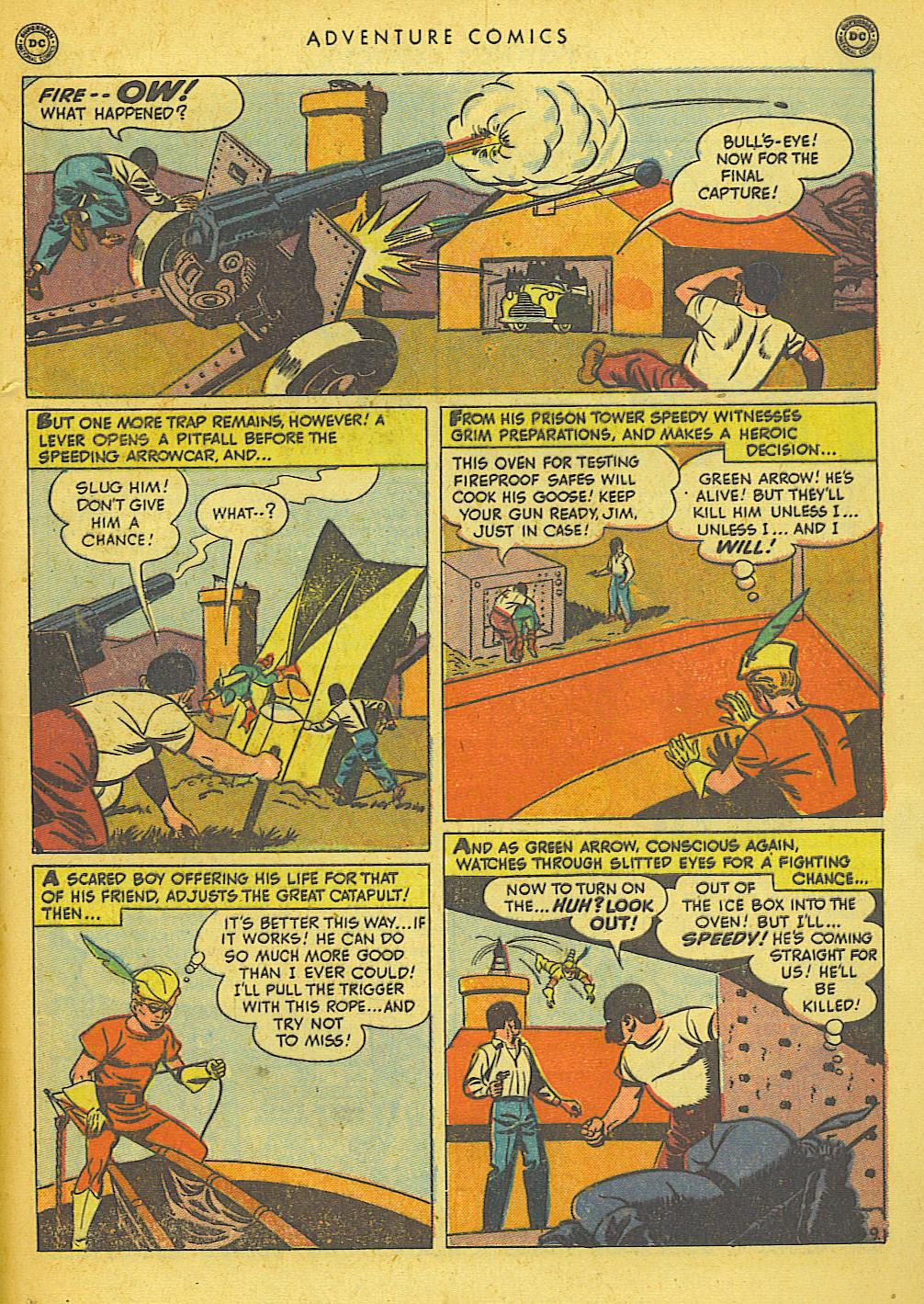 Read online Adventure Comics (1938) comic -  Issue #155 - 47