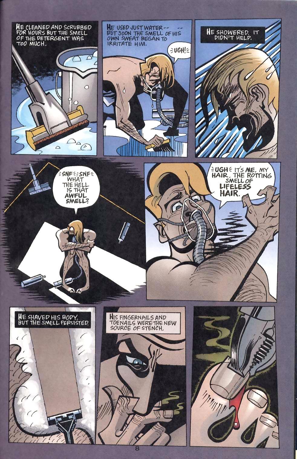 Read online Flinch comic -  Issue #5 - 22