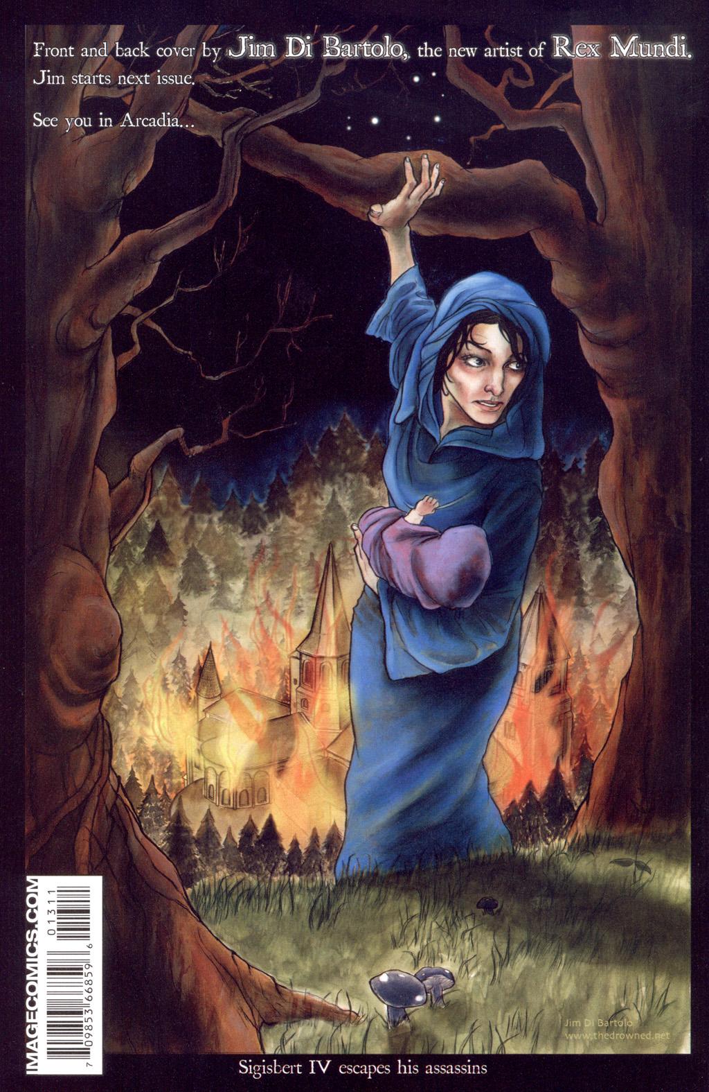 Read online Rex Mundi comic -  Issue #13 - 31