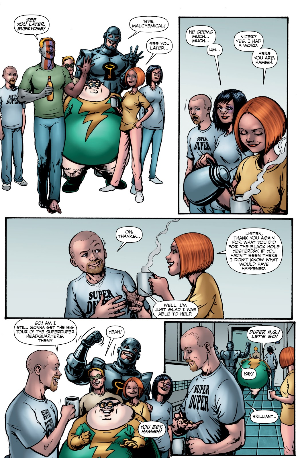 Read online The Boys Omnibus comic -  Issue # TPB 4 (Part 1) - 88
