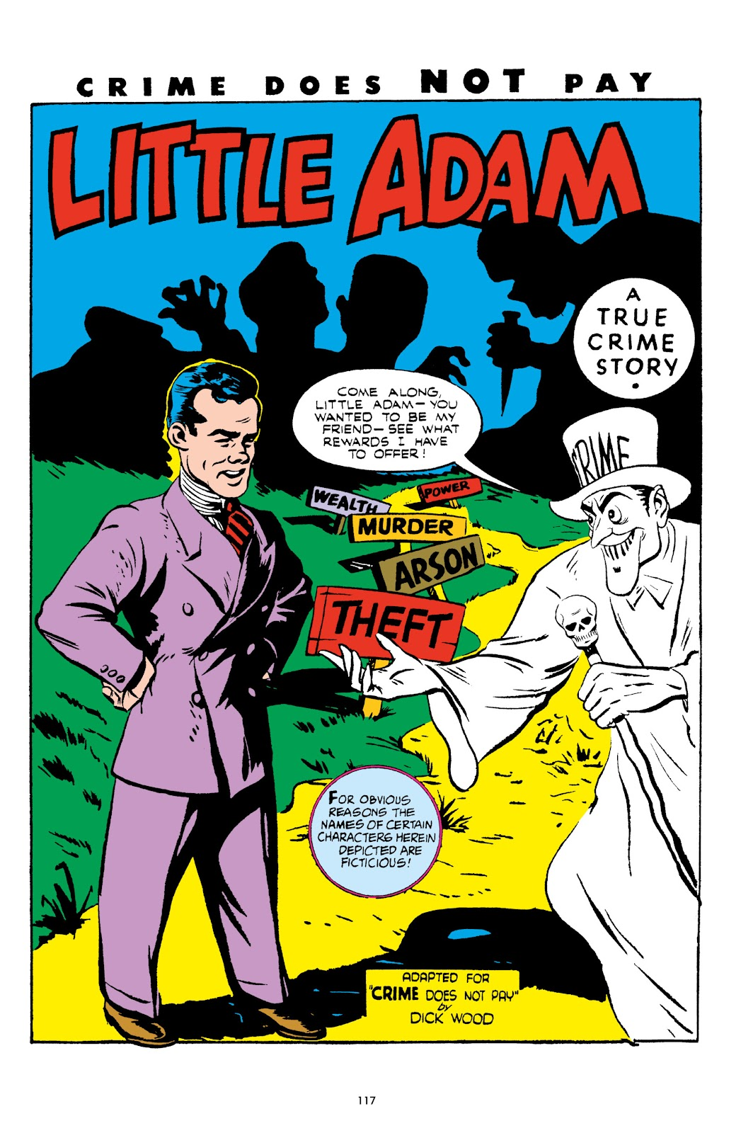 Read online Crime Does Not Pay Archives comic -  Issue # TPB 5 (Part 2) - 17