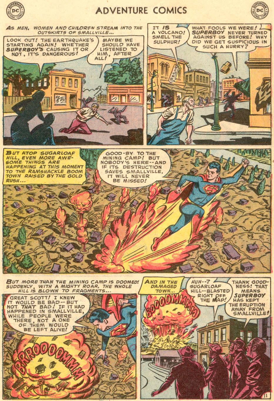 Read online Adventure Comics (1938) comic -  Issue #186 - 13