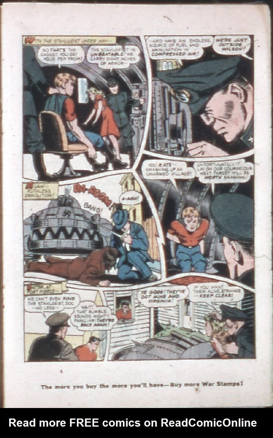 Read online America's Best Comics comic -  Issue #11 - 25