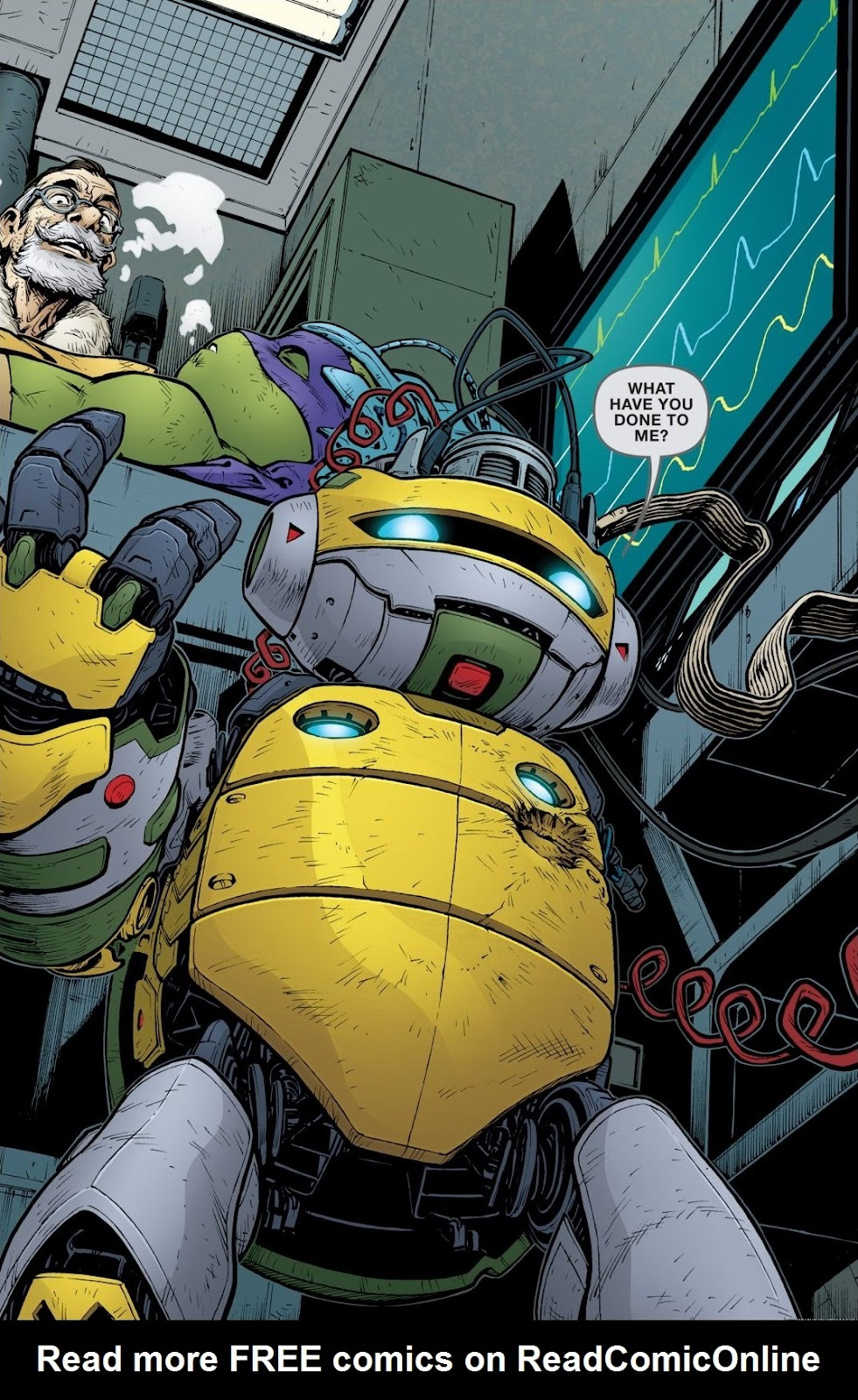 Read online Teenage Mutant Ninja Turtles: The IDW Collection comic -  Issue # TPB 6 (Part 2) - 22