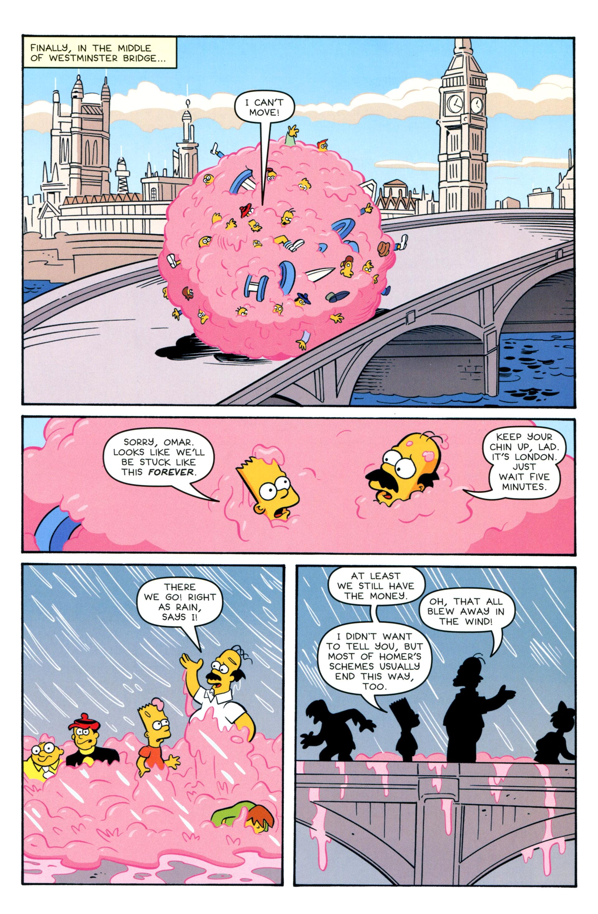 Read online Simpsons Comics comic -  Issue #208 - 21