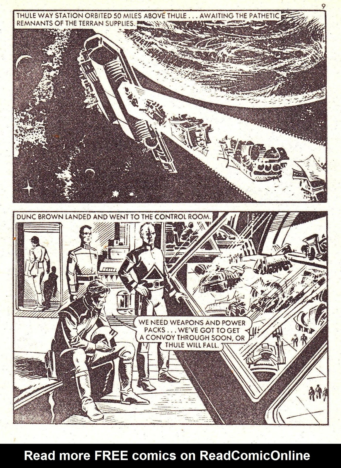 Starblazer issue 72 - Page 9