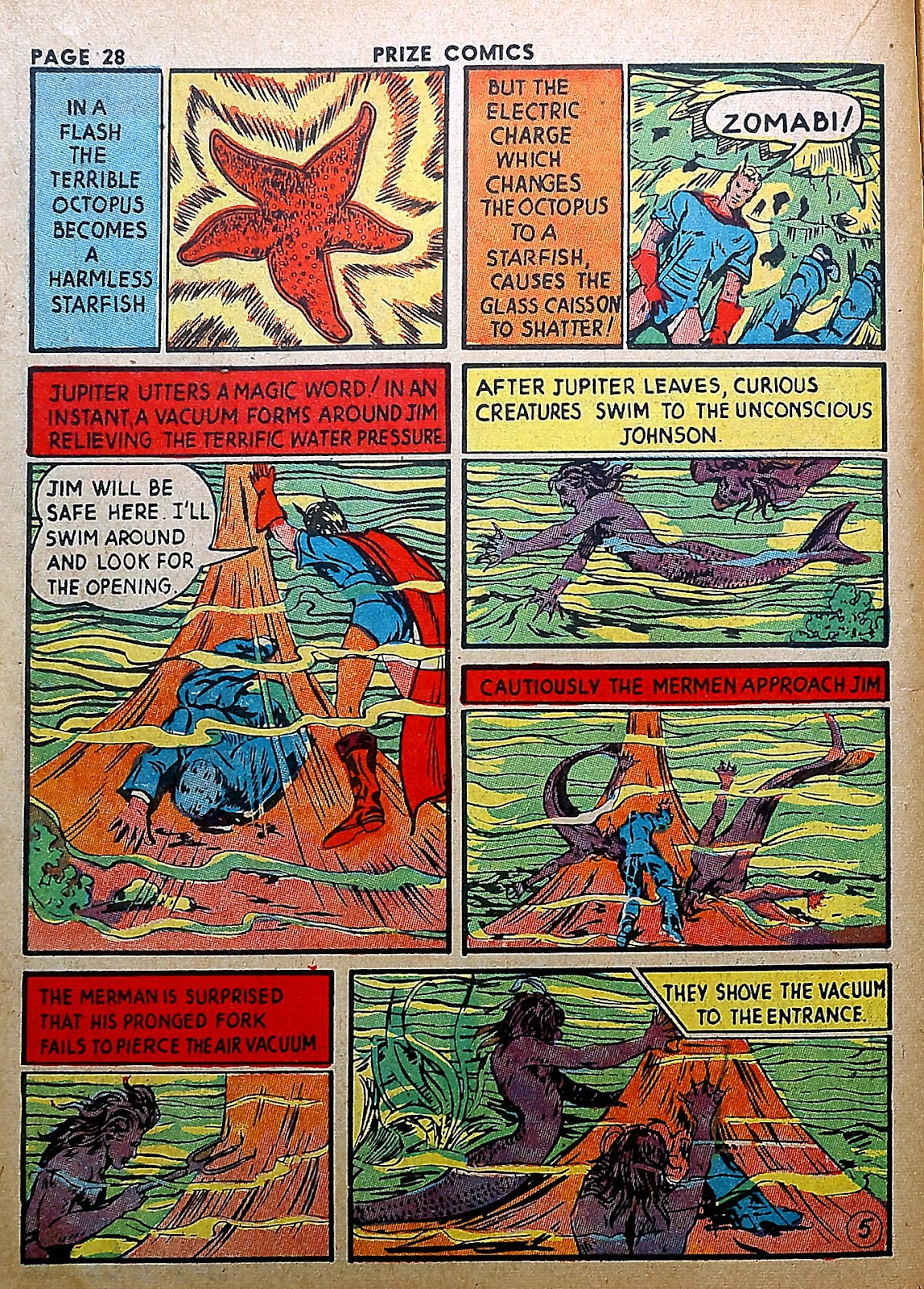 Prize Comics issue 5 - Page 29