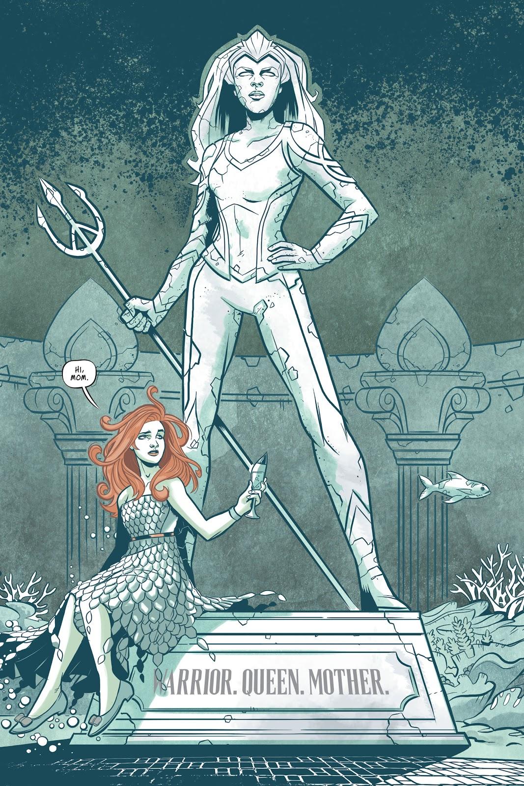 Read online Mera: Tidebreaker comic -  Issue # TPB (Part 1) - 28