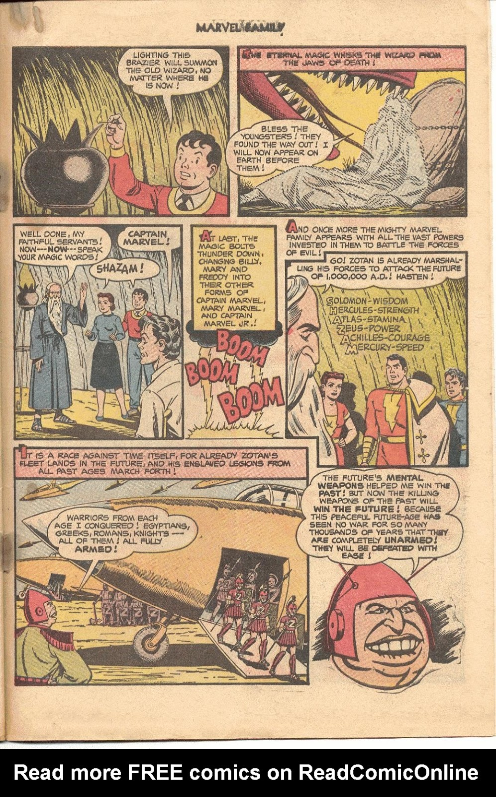 The Marvel Family issue 88 - Page 31