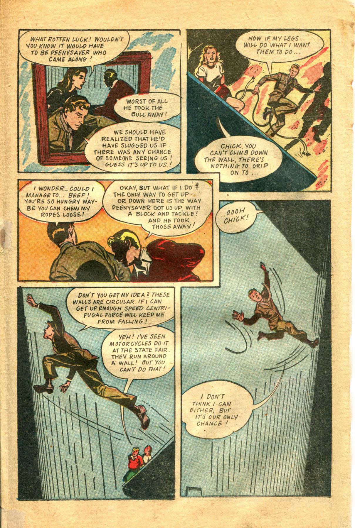 Read online Shadow Comics comic -  Issue #48 - 27
