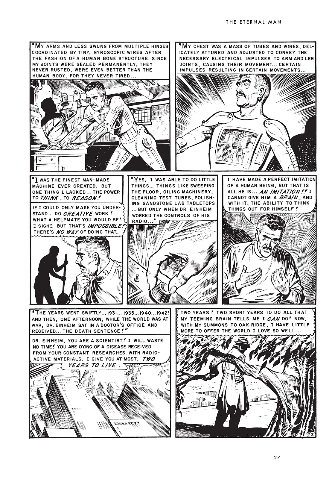 Read online The Martian Monster and Other Stories comic -  Issue # TPB (Part 1) - 42