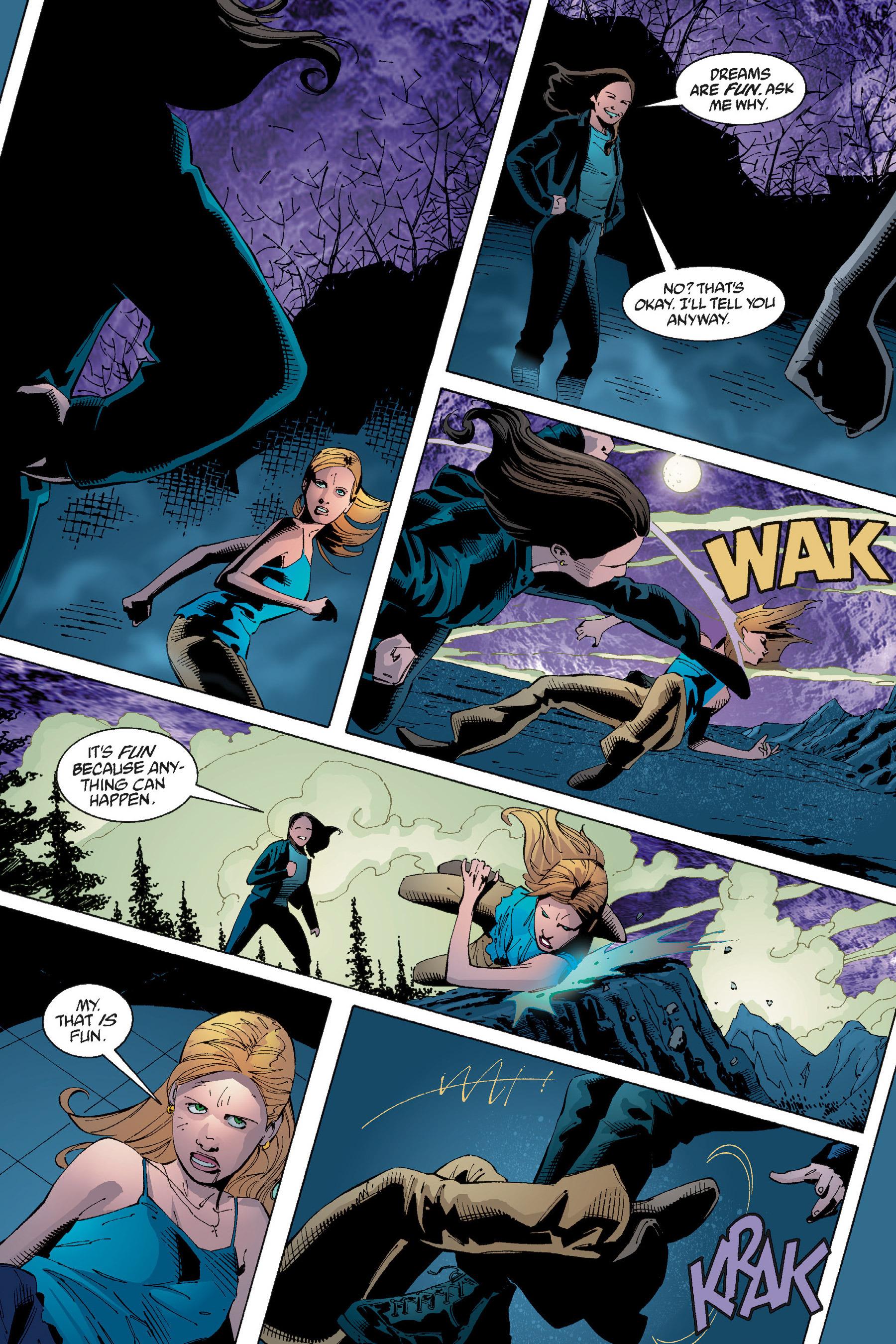 Read online Buffy the Vampire Slayer: Omnibus comic -  Issue # TPB 5 - 48