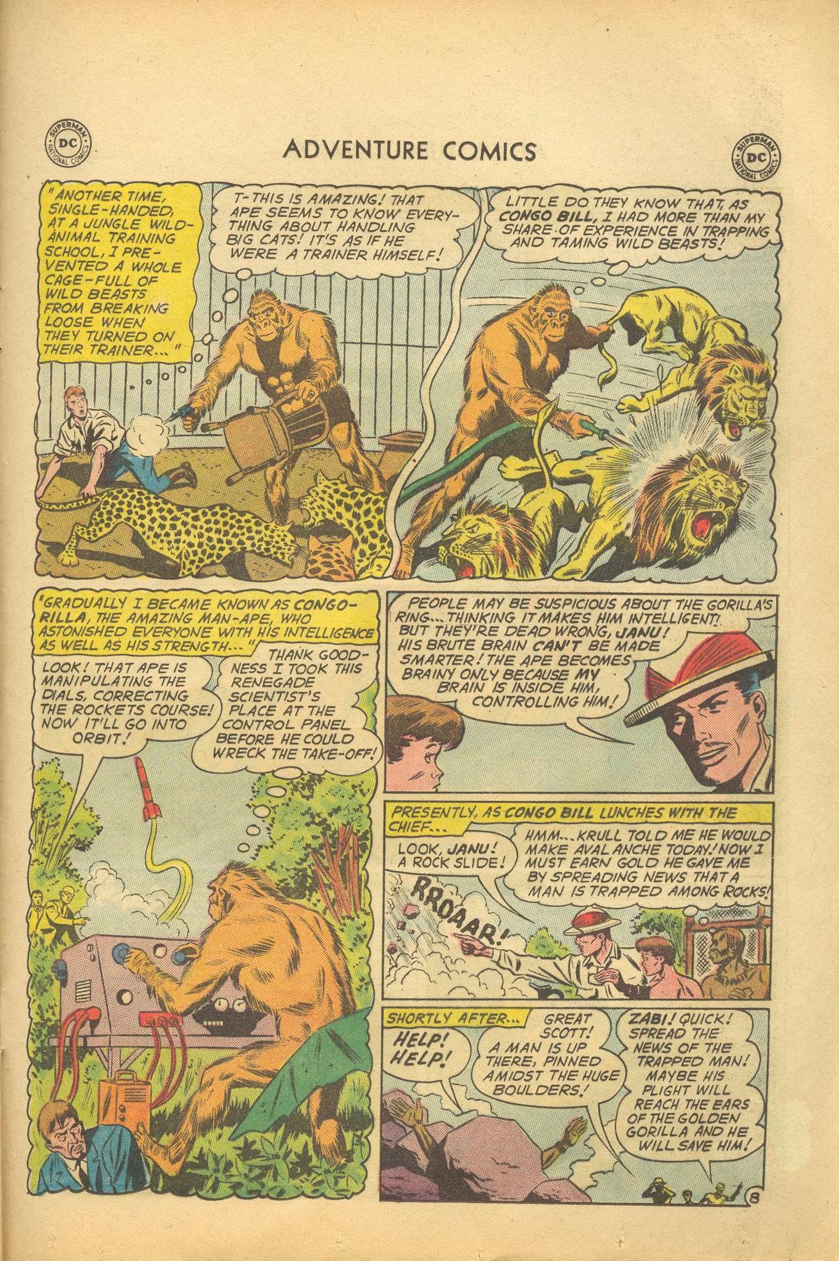 Read online Adventure Comics (1938) comic -  Issue #281 - 25