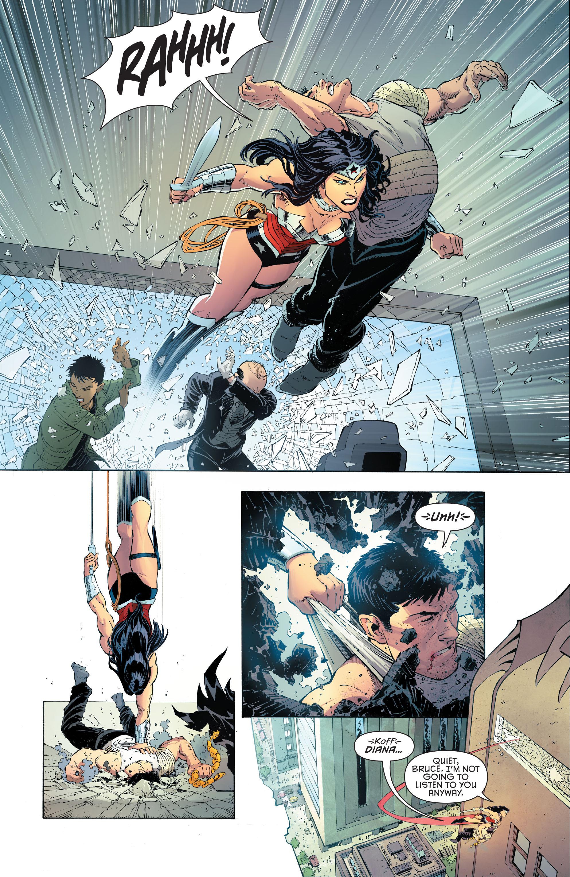 Read online Batman (2011) comic -  Issue # _TPB 7 - 14