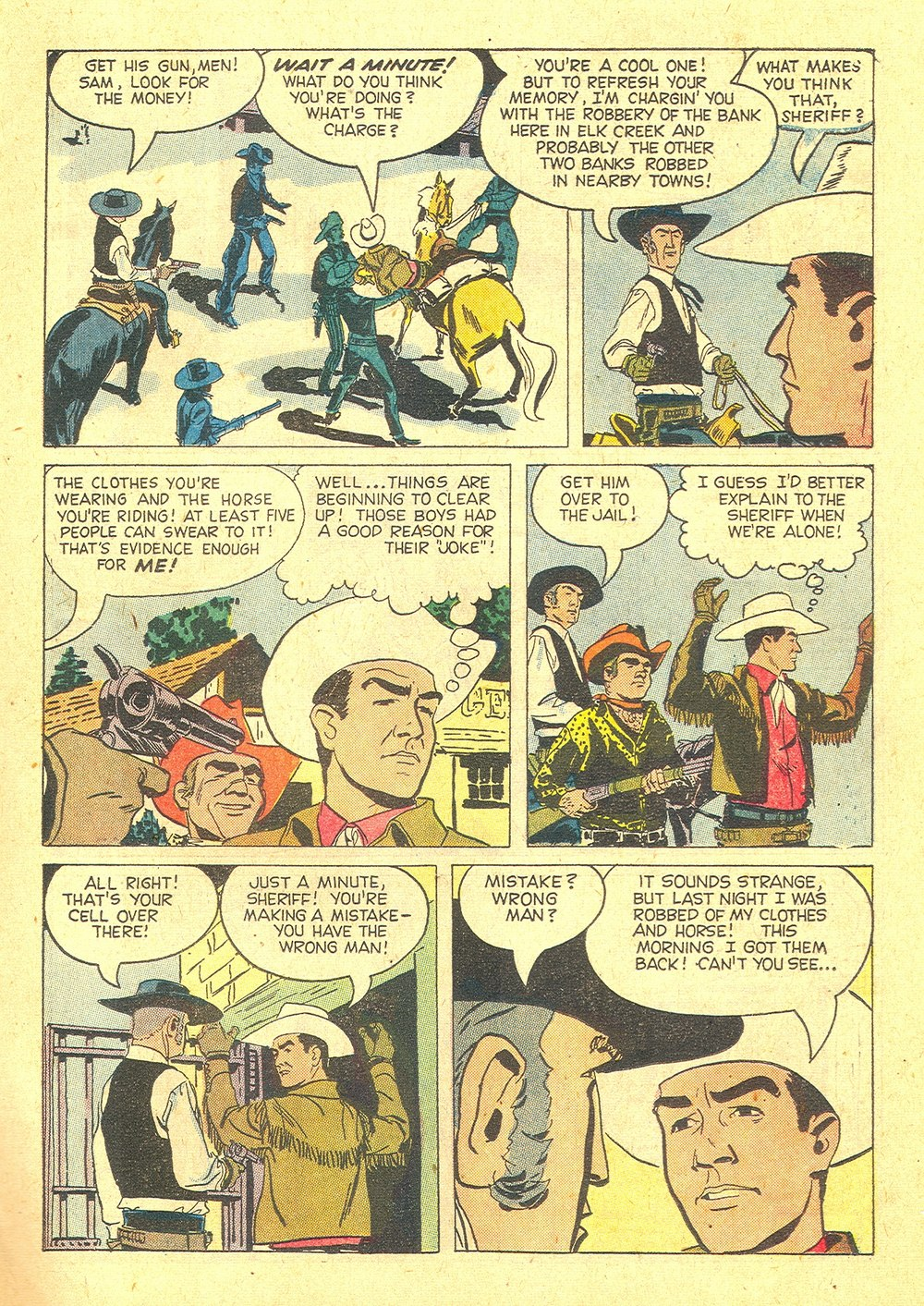Four Color Comics issue 776 - Page 11