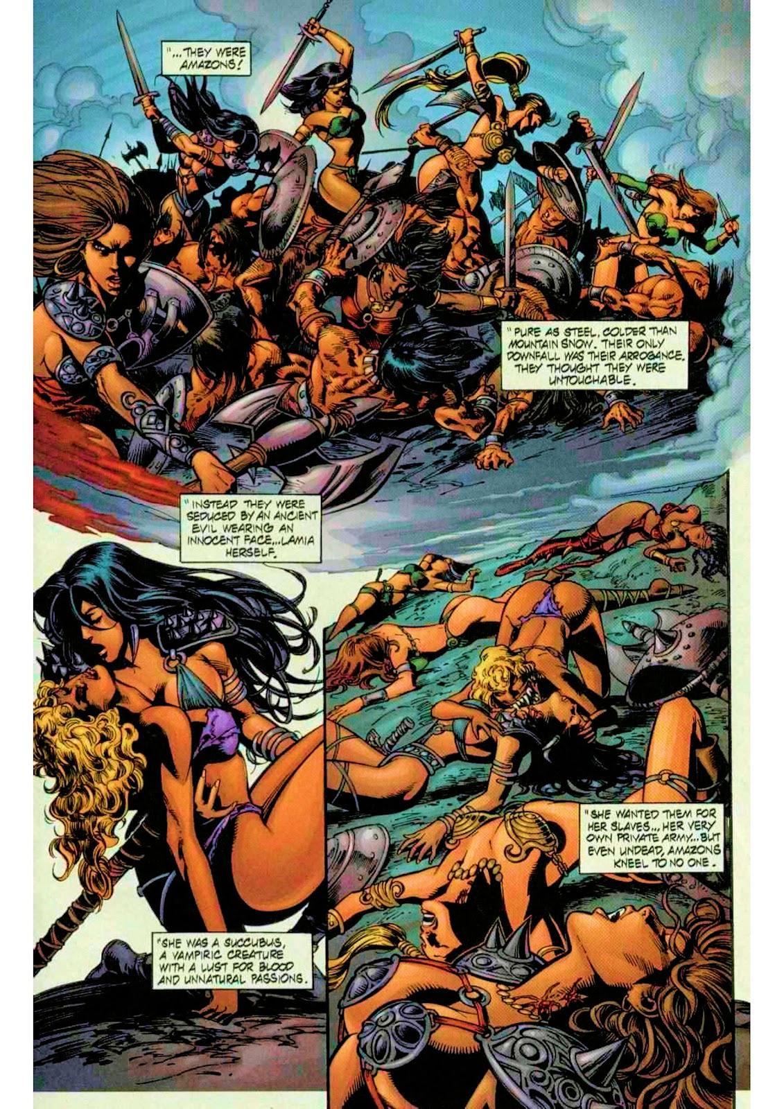 Xena: Warrior Princess (1999) Issue #11 #11 - English 17