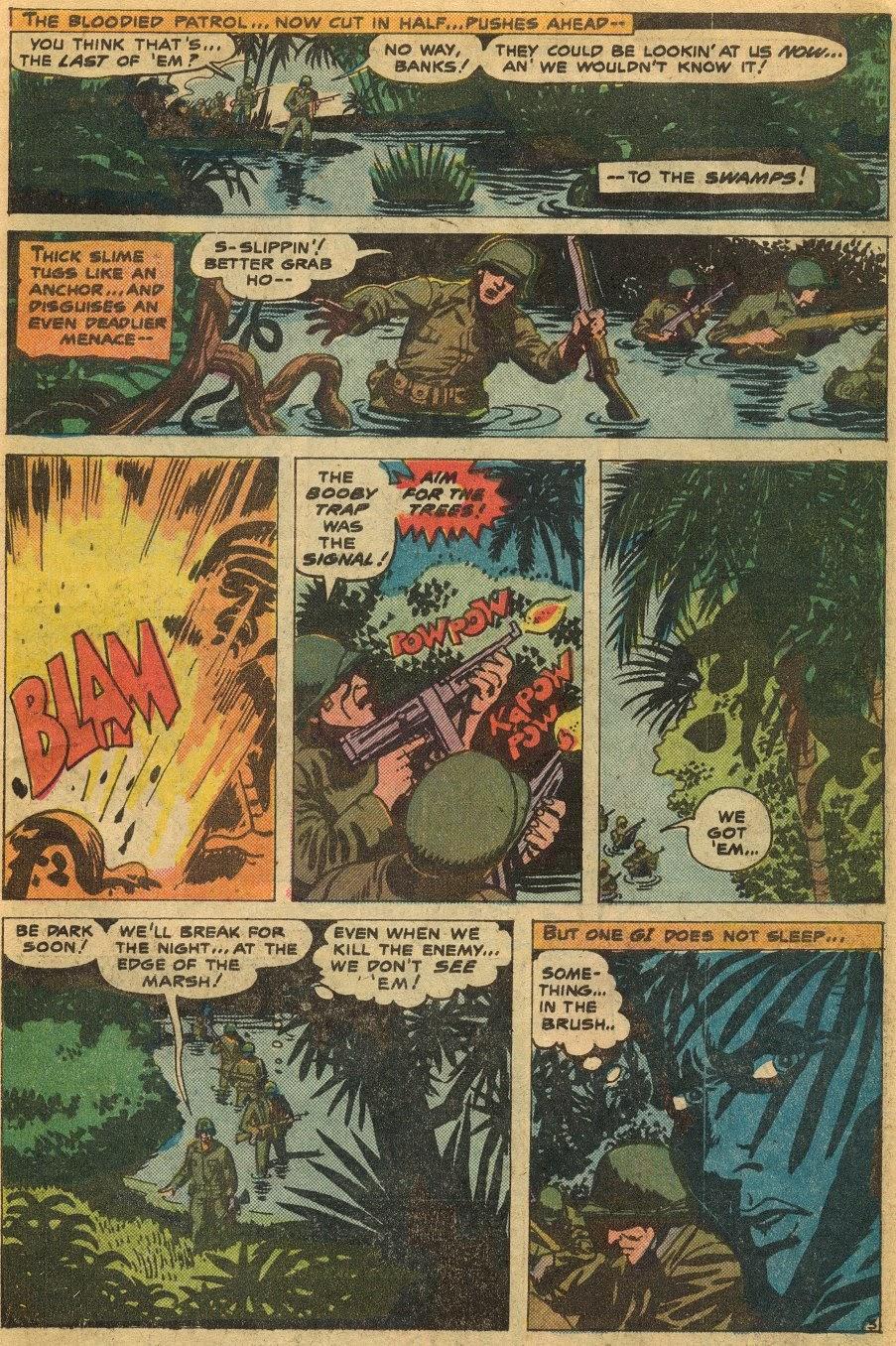 Read online Sgt. Rock comic -  Issue #341 - 16