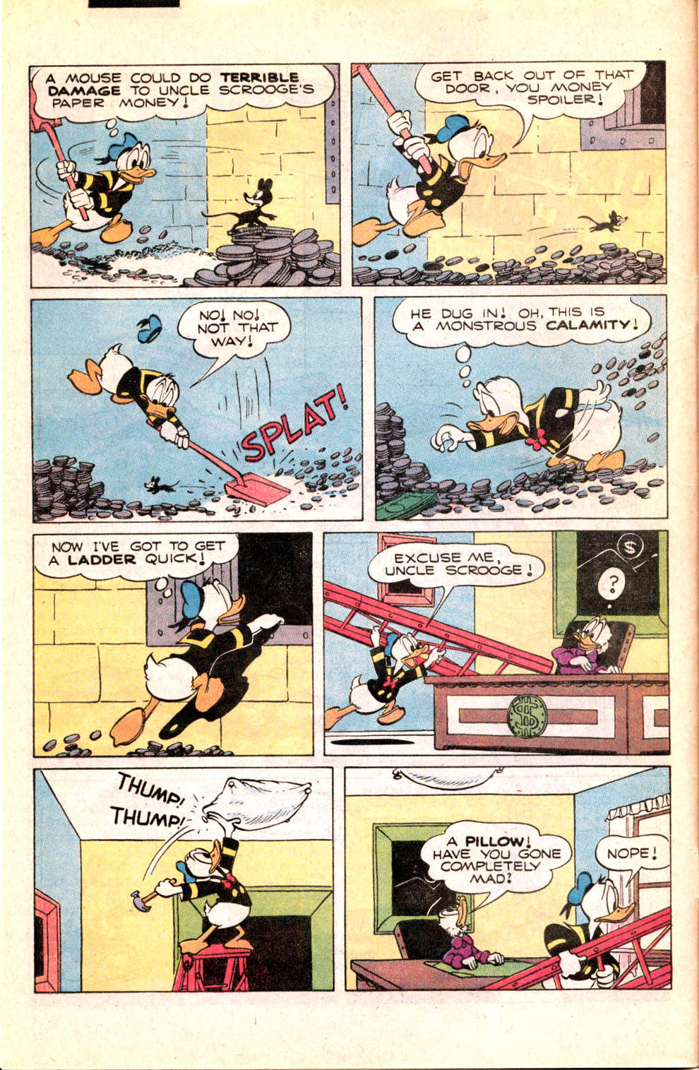 Read online Uncle Scrooge (1953) comic -  Issue #231 - 5