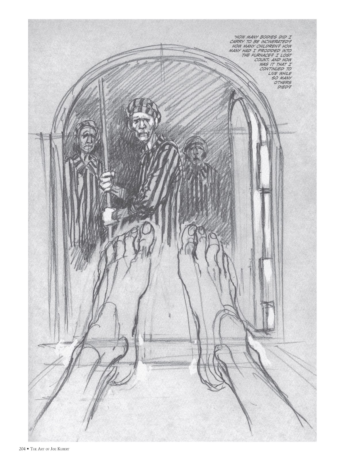 Read online The Art of Joe Kubert comic -  Issue # TPB (Part 3) - 4