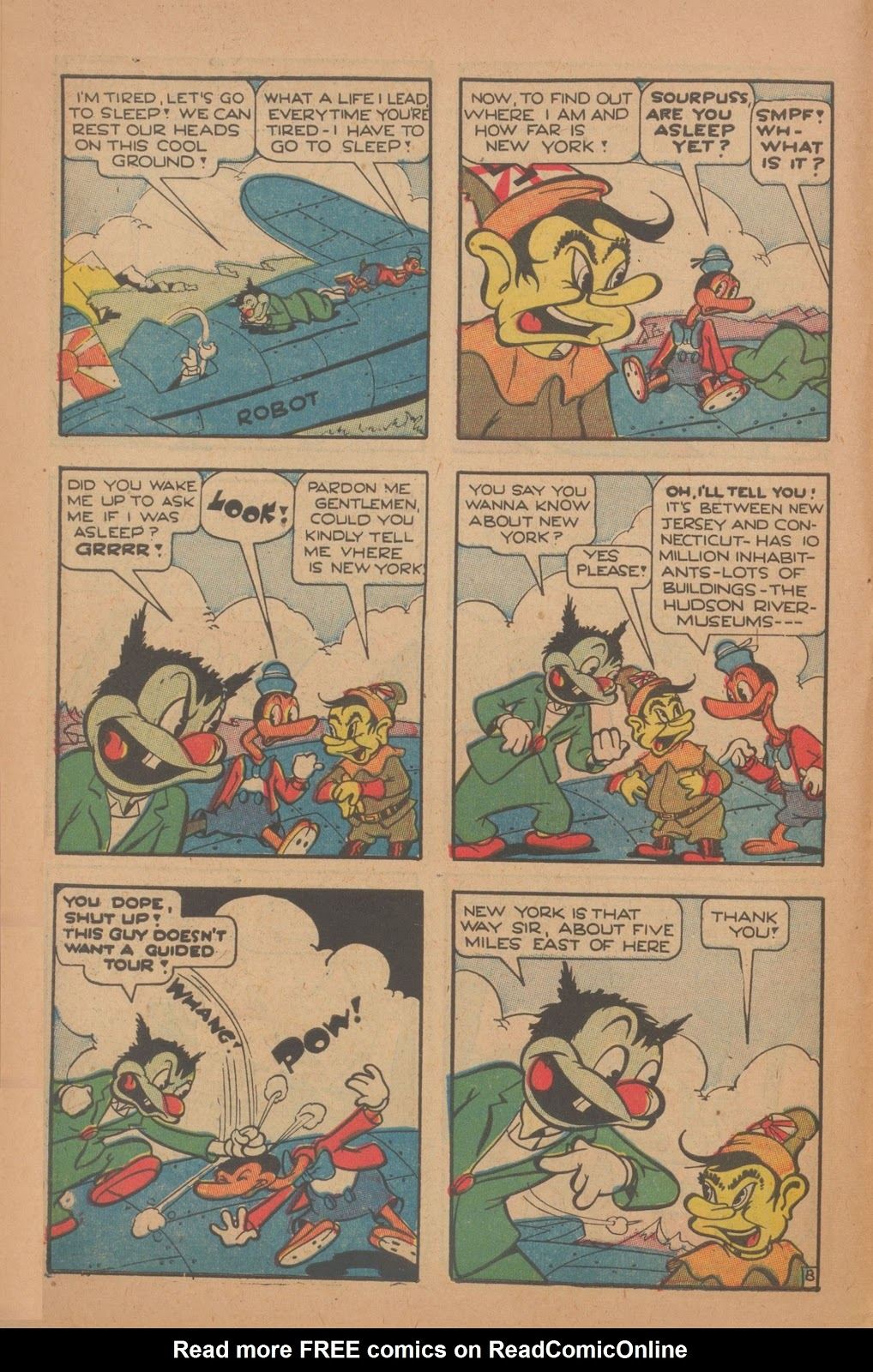 Terry-Toons Comics issue 27 - Page 10