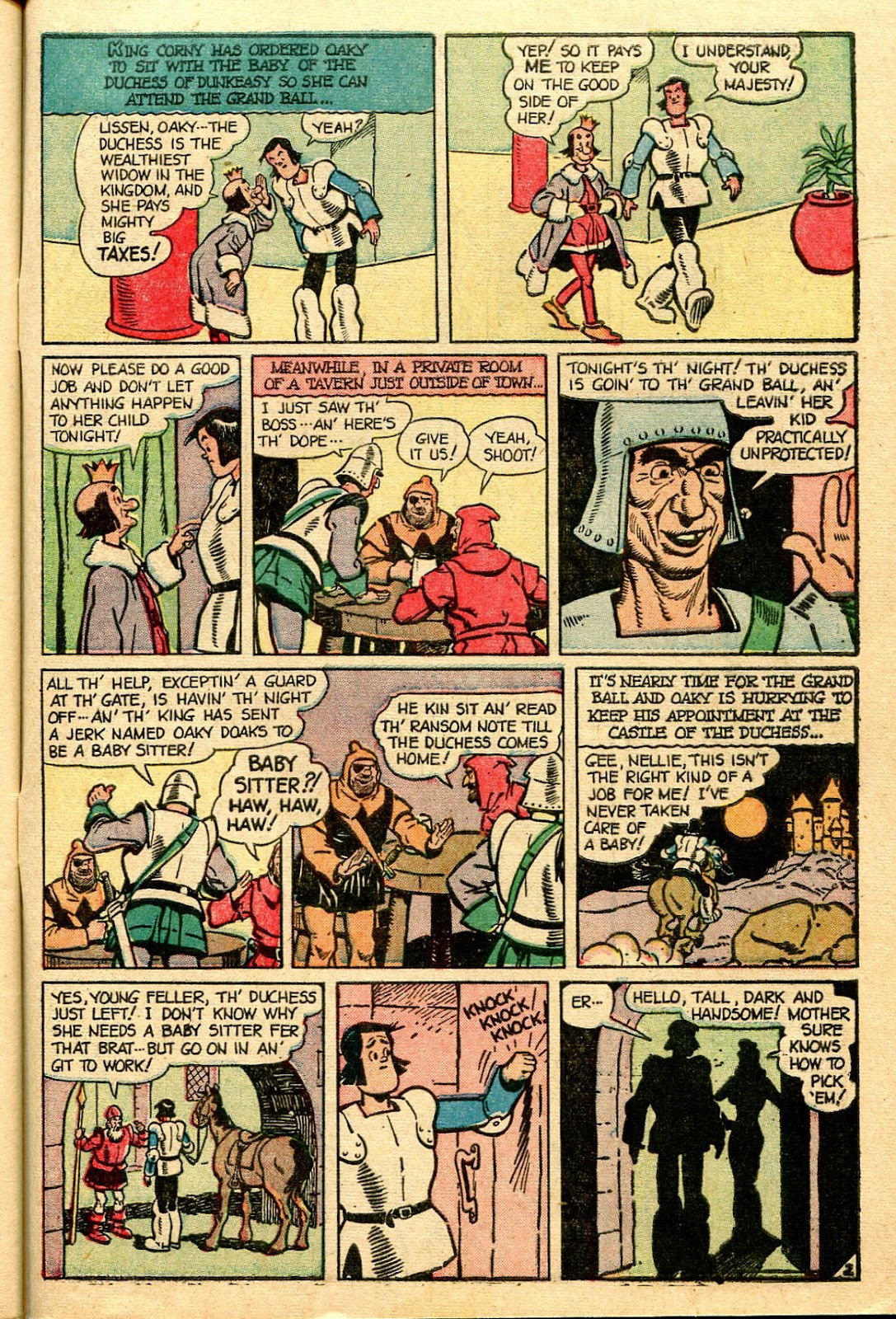 Read online Famous Funnies comic -  Issue #188 - 40
